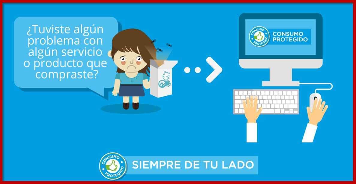 Consumo Protegido Telefono Atencion al Cliente
