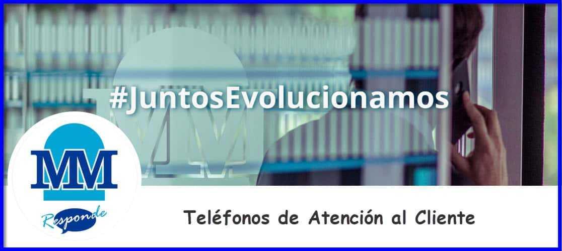 Mutua Madrileña Teléfonos de Atención al Cliente