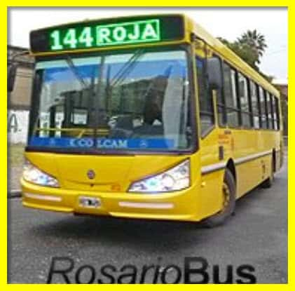 Telefono 0800 Rosario Bus