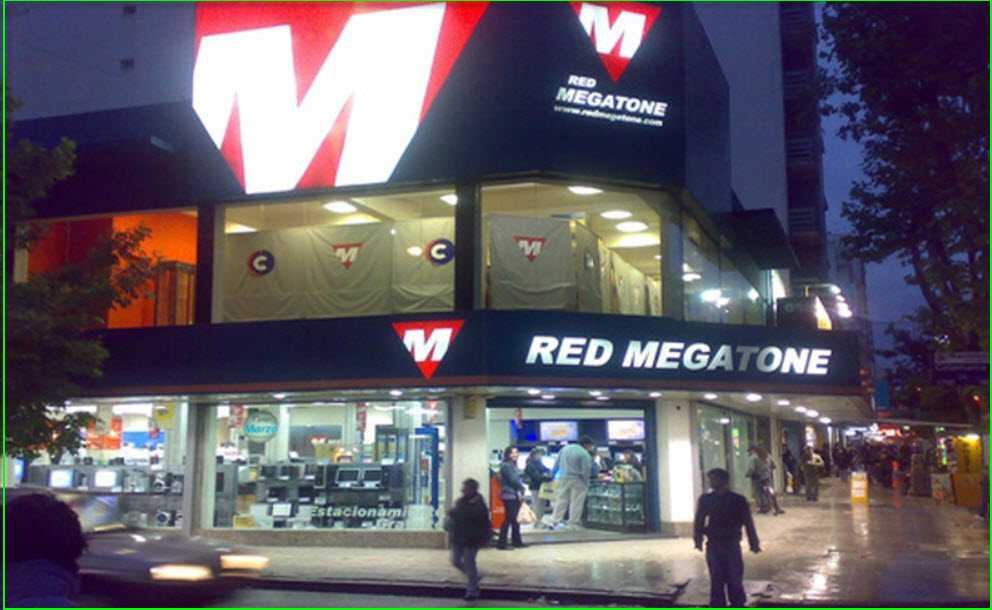 Teléfonos 0800 Megatone