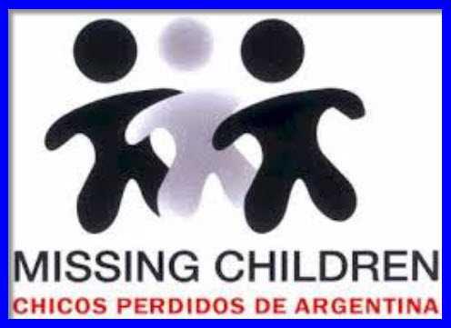 Teléfonos 0800 Missing Children