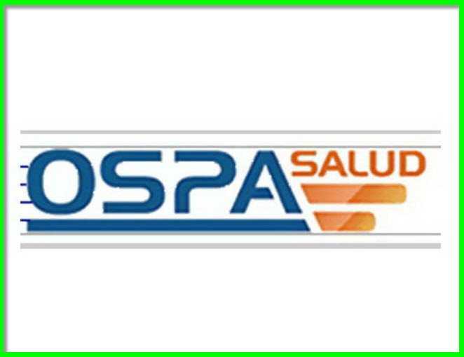 Ospa Salud Telefono 0800