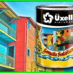 Teléfonos de Atención Al Cliente de UXELL Pinturas