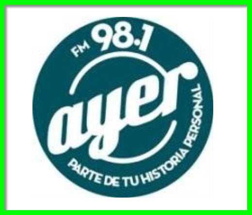 WhatsApp Contacto con Oyentes FM Ayer