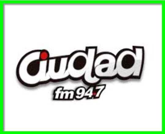 WhatsApp Contacto con Oyentes FM Ciudad 94.7