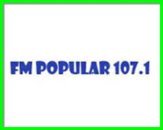 WhatsApp Contacto con Oyentes FM Popular 107.1