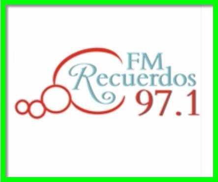 WhatsApp Contacto con Oyentes Radio Recuerdos FM 97.1